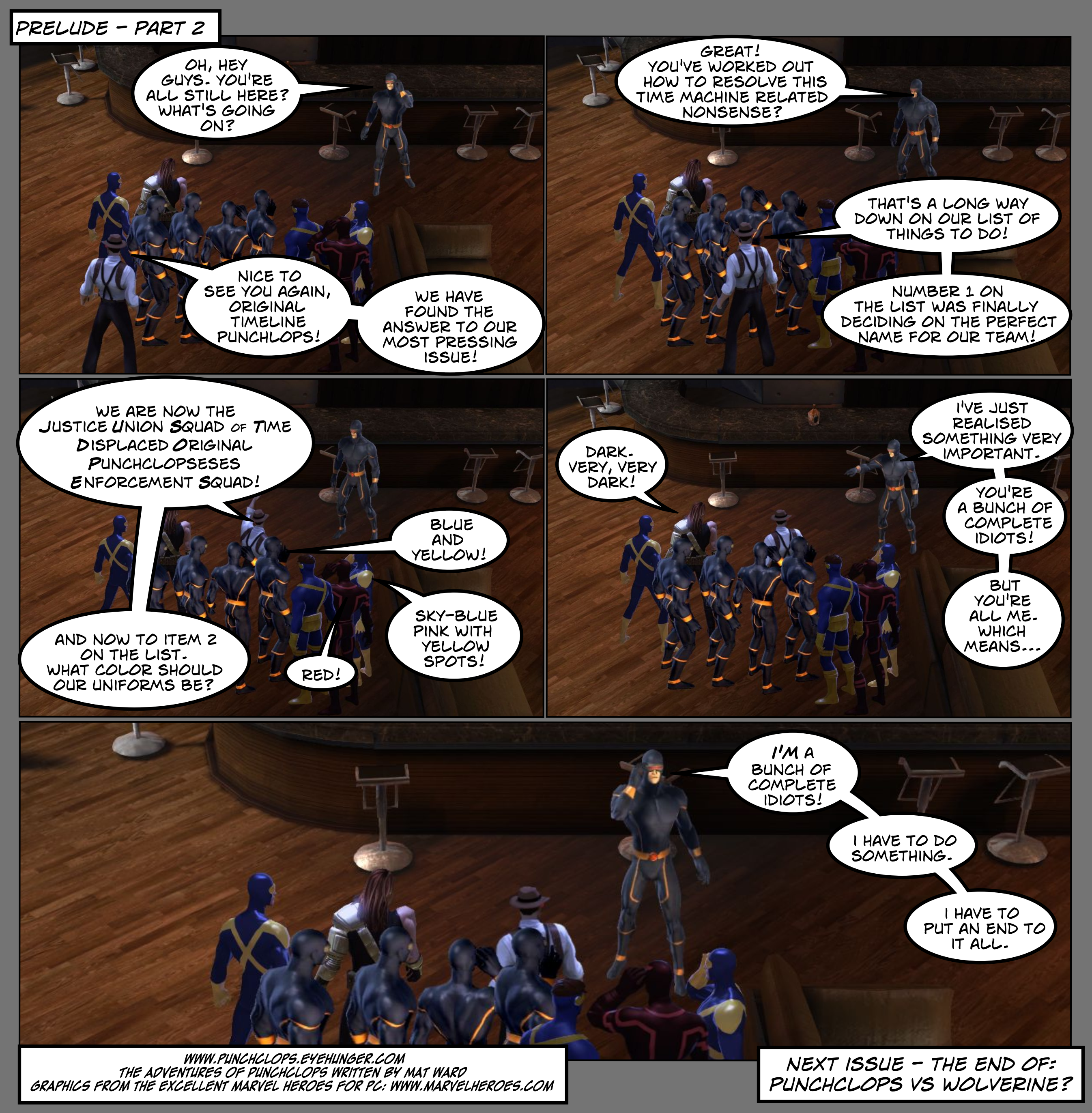 Prelude – Part 2